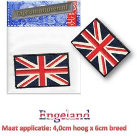 Applicatie Engelse vlag.
