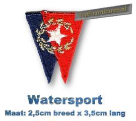 Applicatie watersport