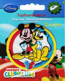 Mickey Mouse / Pluto applicatie