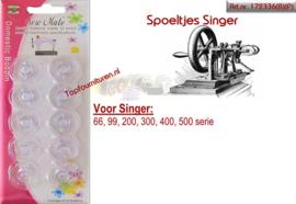 Spoeltjes Singer