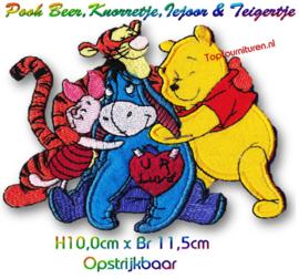 Winnie the pooh applicaties
