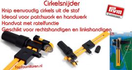 Rolsnijder voor cirkels te snijden PRYM 610471