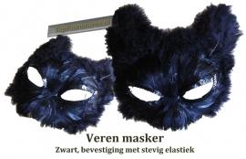 Masker Black Cat  (no. 300)