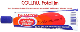 Tube fotolijm 50ml Collall