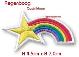 Applicatie regenboog
