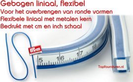 Flexibele centimeter van Prym 611312