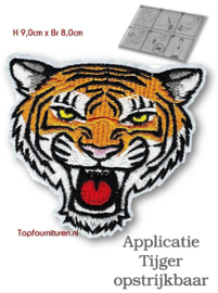 Applicatie tijger