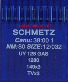 Canu: 38:00 1 NM:80 Size: 10/027 UY 128 GAS 1280 149x3 TVx3