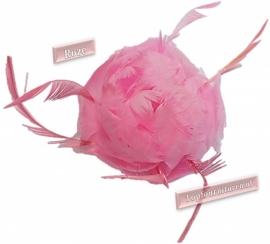 Veren corsage roze