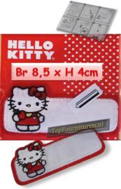 Hello Kitty rood (no.3)
