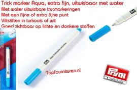 Trick marker Aqua, extra fijn, uitwisbaar met water (611808)