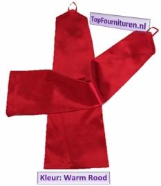 Handschoen warm rood