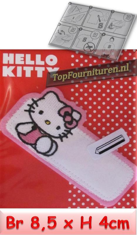 Hello Kitty roze (no.1)