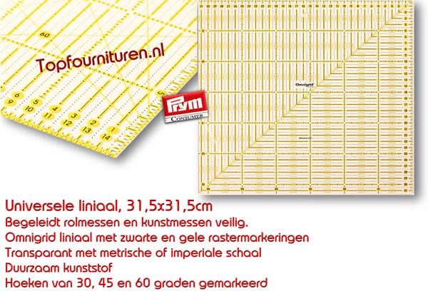 Omnigrid 31.5x31.5cm Prym 611319