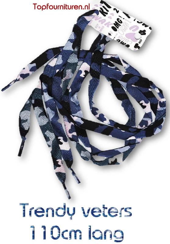 Camouflage veters 110cm