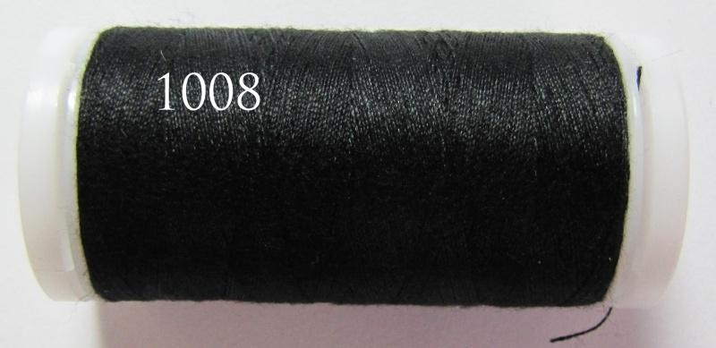 Artifil 200 meter Zwart (1008)