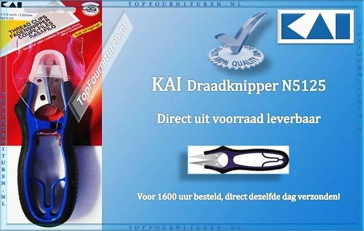 Kai  N 5125 Draadknipper