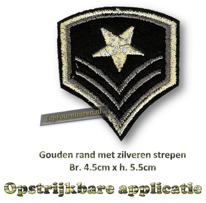 Applicatie leger