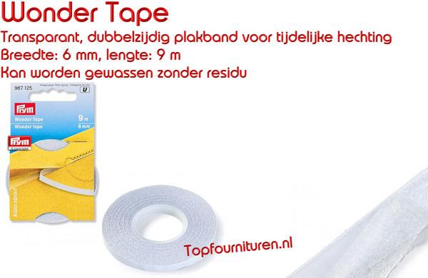 Wondertape van Prym (987125)