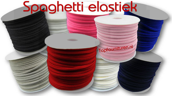 Spaghetti elastiek
