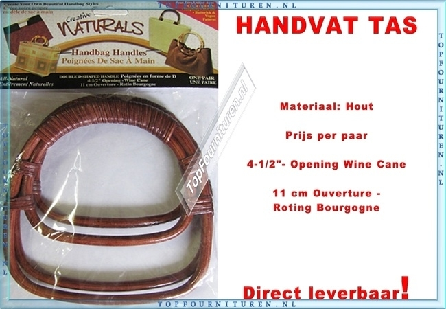 Tassenbeugel double D-Shaped Handle