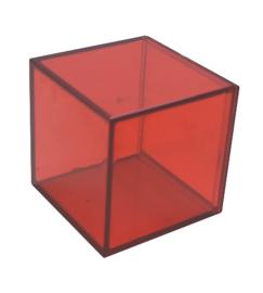 Doorzichtige Blokken