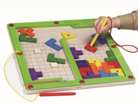 Magnetisch Tetris