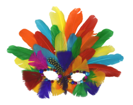 Knutsel Idee - Fantasie Masker