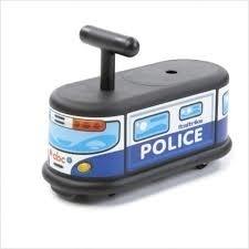 La Cosa tramtaxi politie