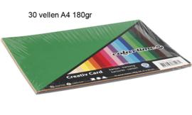 Gekleurd Papier Gemengd