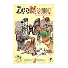 Zoo Memo - Zonnespel 5+