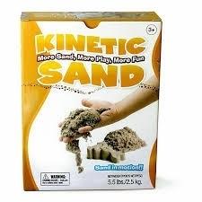 Kinetic Sand - 2,5 kilo