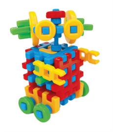 Grote WafelBlokken - Robot