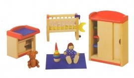 Poppenhuis Babykamer Goki