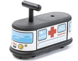 La Cosa tramtaxi ambulance