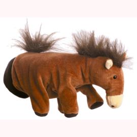 Handschoenpop Paard