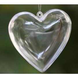 Transparant Hart om te Vullen