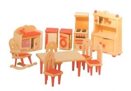 Poppenhuis Keuken Goki