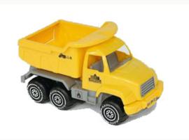 Plasto Gele Kiepwagen
