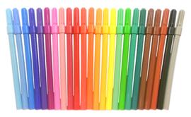 Viltstiften - 24 stuks