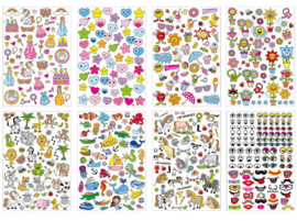 Mega Set Stickers - Sweet
