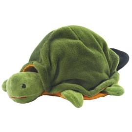 Handschoenpop Schildpad
