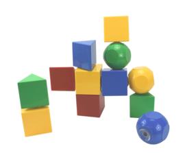 Grote Zuignap Blokken