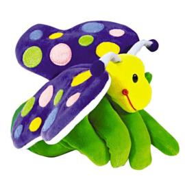 Handschoenpop Vlinder