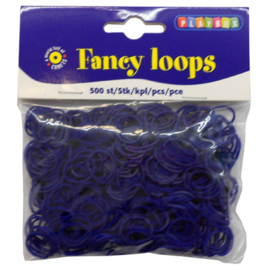 Loops 500 DonkerBlauw