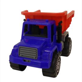 Plasto Blauwe Kiepwagen