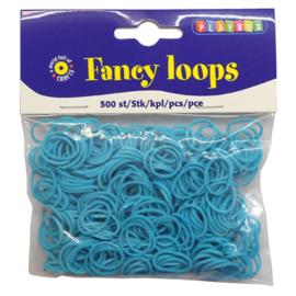 Loops 500 LichtBlauw