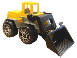 Plasto Grote Gele Bulldozer