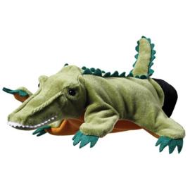 Handschoenpop Krokodil