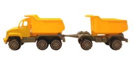 Plasto Kiepwagen met Aanhanger